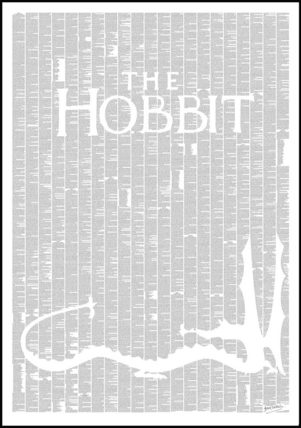 The Hobbit from Spineless Classics